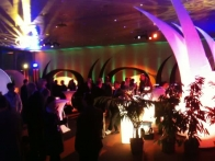 HP SOFTWARE UNIVERSE Barcelona 2010 VIP-Lounge